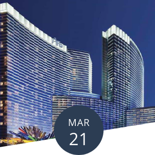 2022 LMA Annual Conference | March 21-23, 2022 | The ARIA, Las Vegas, Nevada